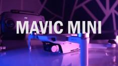 Dji Mavic Mini   İlk Uçuş ve İnceleme