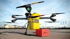 Acil kan ihtiyacına Drone'lu çözüm