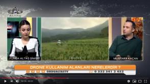 Altaş Tv'de sabah programına konuk olduk ve İHA'ları Konuştuk