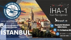 İSTANBUL (Avrupa) – 11-14 HAZİRAN 2020 – İHA-1 – 216.KURS