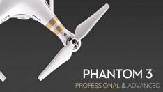 Dji Phantom 3 Advanced 2.7k HD Türkçe, Uçuş, Video Örneği