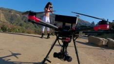 6K ve 360 Derece Çekim Yapan Drone: 75 bin dolar!