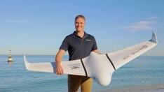 Drone ile Köpekbalığı Alarmı