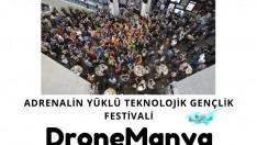 Drone'ler Ataşehir'de Yarışıyor.