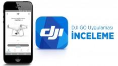 DJI Go App adım adım inceleme: DJI Go Uygulaması Kullanıcı Rehberi Bölüm 1