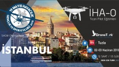 İSTANBUL – 02-03 HAZİRAN 2018 – İHA-0 – 89.KURS