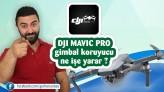 Türkçe DJI Mavic Pro Gimbal koruyucusunu nasıl takmalısınız ?