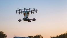 LIFT Aircraft duyurdu! Tek kişilik drone seferleri başlıyor