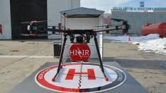 Hastaların imdadına 'Hızır' drone yetişecek!