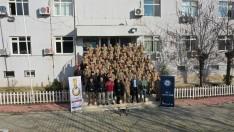 Siirt'de güvenlik amaçlı İHA'lar ve İHA-1 Pilot Eğitimi Verildi