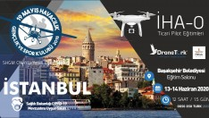 İSTANBUL – 13-14 HAZİRAN 2020 – İHA-0 – 217.KURS