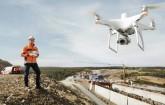 Drone'lar inşaat sektörüne de fayda sağlıyor