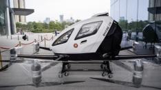Çin'de yolcu taşıyabilen drone'lar hizmete hazır