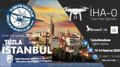 İSTANBUL (Anadolu) – 13-14 HAZİRAN 2020 – İHA-0 – 219.KURS