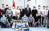 Kamizake drone'' üretimi ilk kez görüntülendi