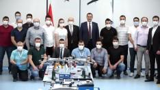 """Kamizake drone"""" üretimi ilk kez görüntülendi"""