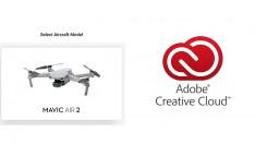 Fly App 1.2.4 üç aylık ücretsiz Creative Cloud aboneliği mevcut
