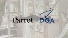 Fransız drone üreticisi Parrot'tan haberler