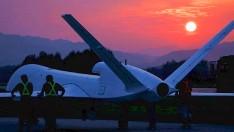 Çin yeni bir akıncı insansız hava aracı tanıttı