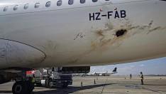Husiler'den A320 ye drone'lu saldırı