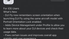 Fly App güncellemesi sonunda geldi