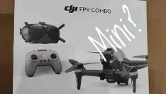 DJI 250 gramın altında bir FPV modeli üretmeyi planlıyor