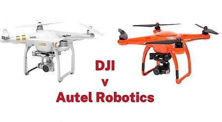 DJI ile Autel Robotics ilk defa anlaştı