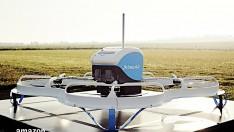 Amazonun drone ile sevkiyat programı geriye gidiyor