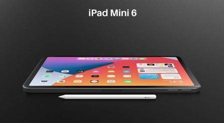 iPad Mini 6 geliyor