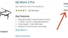 Satış Mağzası BH Mavic 2 Pro Uyarısı Yaptı